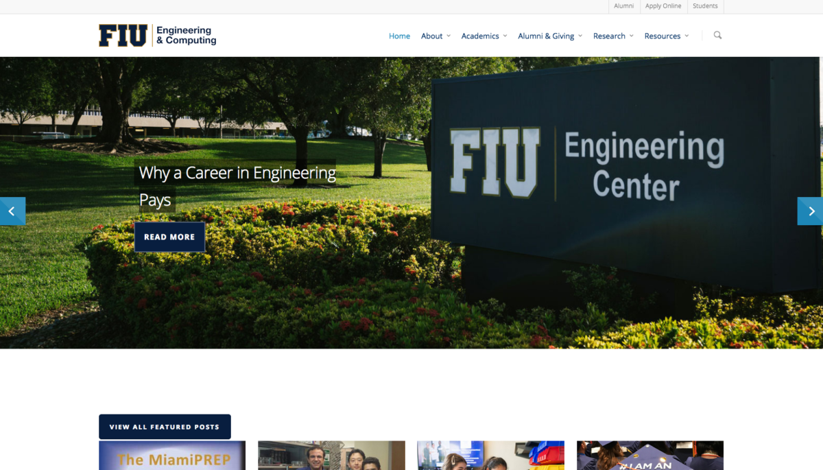 FIU College of Engineering & Computing