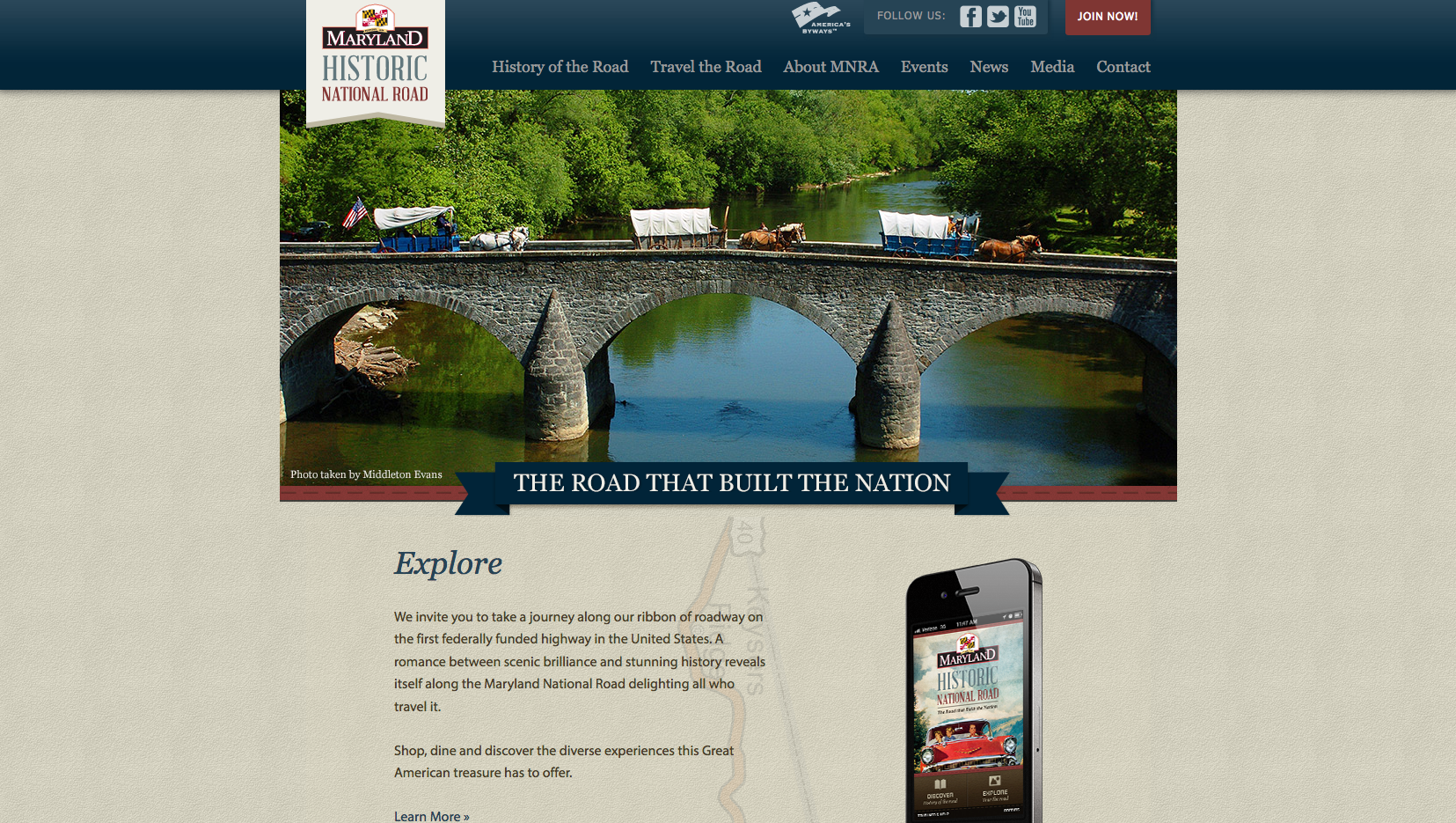 Maryland National Road Association